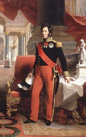Louis-Philippe Ier appartenait à la maison capétienne des Valois.