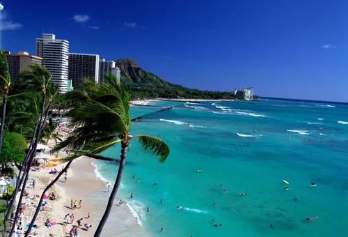 Honolulu est la capitale de...