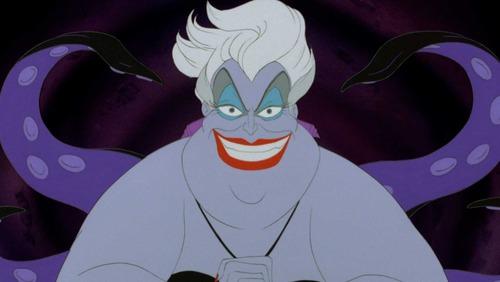 Dans la petite sirène: Quel chanson chante Ursula ?
