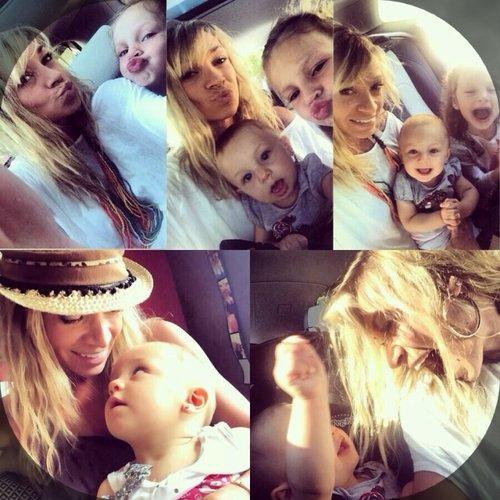 A qui est cette famille ?