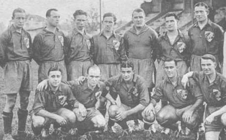 En 1935, les sochaliens sont champions de France en terminant à 1 point devant .......