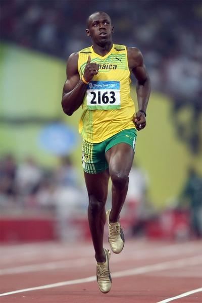 Qui est l'athlète le plus titré de l'histoire des Jeux olympiques en sprint ?