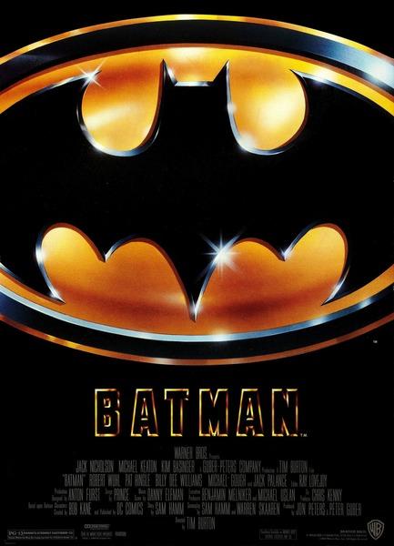 Qui tient le rôle du Joker dans le film Batman de 1989 ?