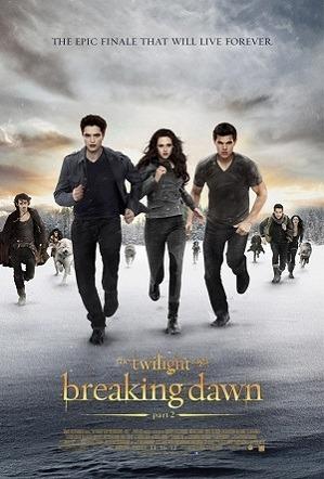 Quels membres de la famille Cullen sont partis dans Révelation partie 2 ?