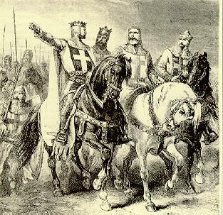Qui dirige la première croisade ?