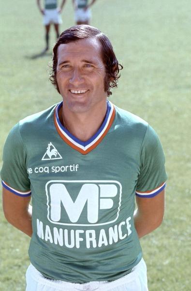 Meilleur buteur du championnat en 1967 puis 1970 avec Saint-Etienne, il s'agit de ?