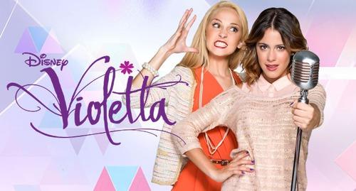 In welke sezoenen waren Violetta en Lucinda vijanden ?