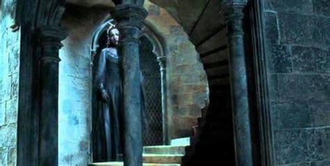 Qui est le fantôme de la tour de Serdaigle ?
