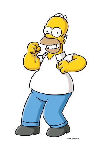 Qu'est-ce qui est planté à l'intérieur du cerveau d'Homer Simpson ?
