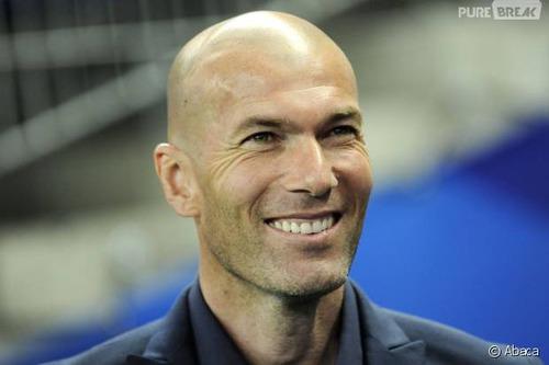 Que fait Zinedine Zidane en ce moments (2016) ?