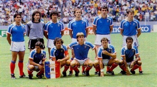 Qui est le sélectionneur français lors du Mondial 86 ?
