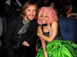 C'est une chanson de Nicki Minaj et de David Guetta. Laquelle ?