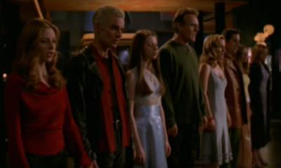 Quelle est la particularité de l'épisode « Once More with Feeling » ?