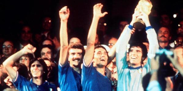 En finale 1982, qui les italiens font-ils tomber ?