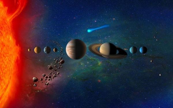 Která planeta je Slunci nejblíže?