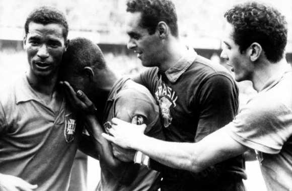 Le Brésil remporte le Mondial 58 en battant en finale ......
