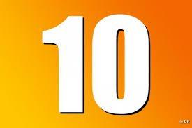 Comment dire 10 en Allemand ?