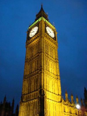 Où se trouve cette horloge ?
