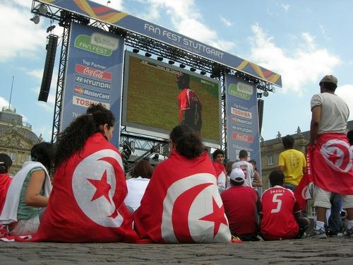 En quelle année la Tunisie a participé pour la première fois aux Jeux Olympiques ?