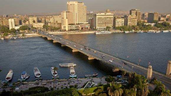 Quel fleuve passe par la ville du Caire ?