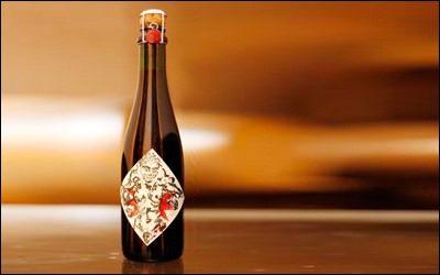 Quel est le prix d'une bouteille de 375 ml de bière de la marque Vintage N°1 ?