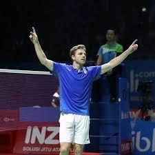 Brice LEVERDEZ a été Champion de France séniors :