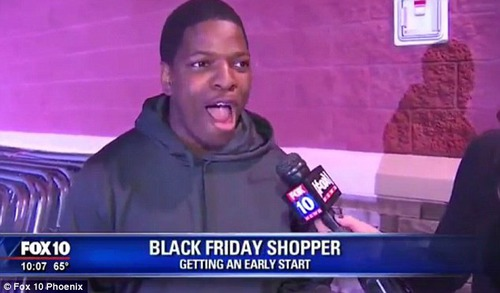 What is the Black Friday?