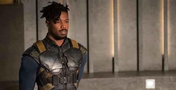 Comment s'appelle ce méchant dans Black Panther ?