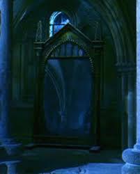 Qui voit Harry dans le miroir du rised ?