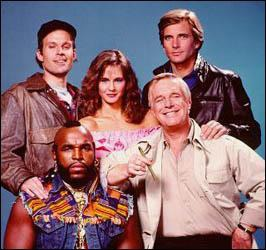 Comment se nomme cette série avec les personnages Barracuda, Looping, Hannibal... ?