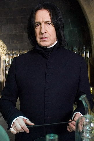 What is the patronus of Severus Snape ?