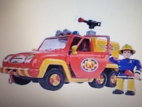 Comment s'appelle le 4x4 des pompiers ?