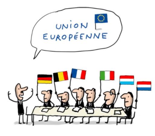 Combien de pays comporte l'Union Européenne ?