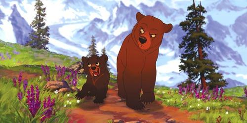 Qui a écrit les chansons de Frère des Ours ?