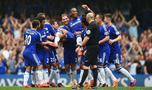 Proti ktorému klubu odohral Didier Drogba svoj posledný zápas za Chelsea?