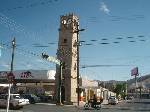 ¿Cuál es la ciudad gemela de Gómez Palacio (Durango) del estado de Coahuila?