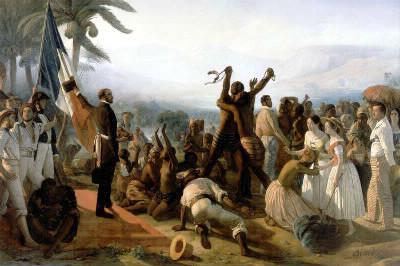 A quelle date la France abolit-elle l'esclavage ?