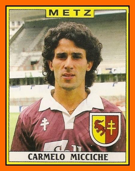 Carmelo Micciche a été formé au FC Metz.