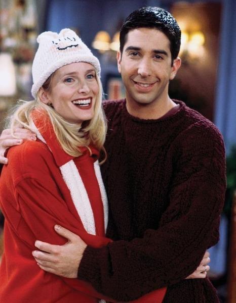 Qui était la première épouse de Ross ?