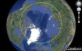 Combien de pays possèdent des terres aux dessus du cercle polaire ?