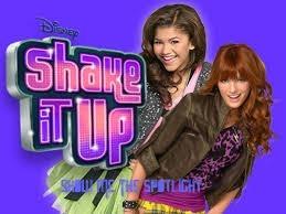 """Rocki et Cece aiment-elles danser dans la série """"Shake iT Up"""" ?"""