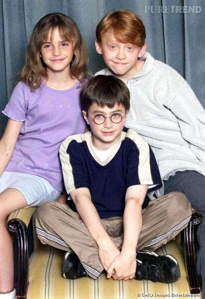 Quel est le prénom du meilleur ami du jeune Harry Potter ?