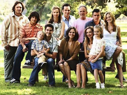 Dans la série Brothers & Sisters, lequel de ces personnages ne correspond pas à celui d'un des membres de la famille Walker ?
