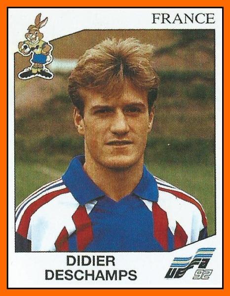 C'est Didier Deschamps qui a été le capitaine des Bleus durant cette campagne.