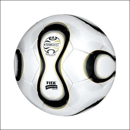 Est-ce le ballon de la coupe du monde 2014 ?