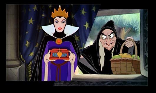 Quelle est le lien entre la Reine et la Sorcière dans Blanche-Neige ?