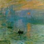 Quel est le nom de cette toile de Monet ?