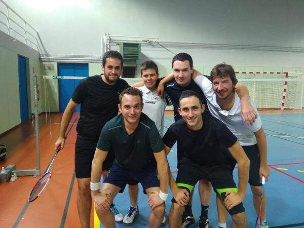 Quel est le surnom des Brunosiens au Badminton ?