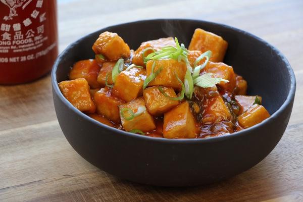 Le tofu est un produit dérivé :