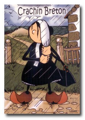 Selon les légendes bretonnes, pourquoi Dieu a donné la pluie aux Bretons ?
